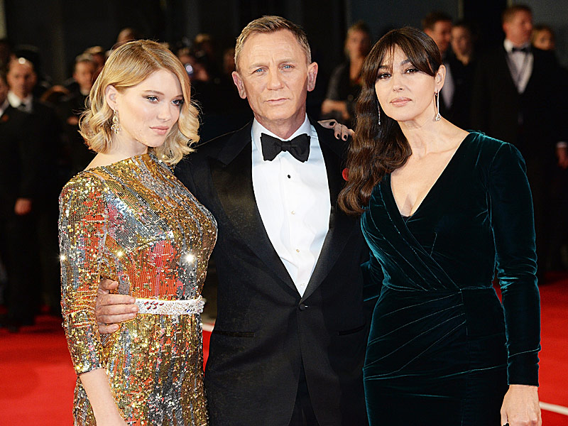 007 Is Back! Daniel Craig Arrives in Style at Glam Spectre Premiere as James Bond Mania Kicks Into High Gear