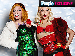 Queens from RuPaul's Drag Race to Release a Holiday Album: Hear One of the Tracks