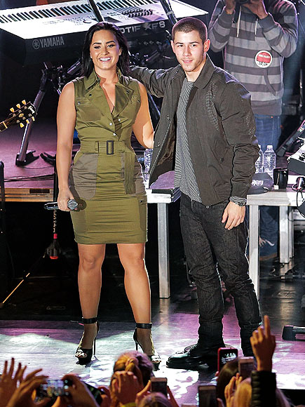Nick Jonas Dishes on Recording His Upcoming Breakup Album: 'It's Important to Get Vulnerable'| Music News, Demi Lovato, Nick Jonas