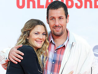 Drew Barrymore on Meeting Adam Sandler For the First Time: 'We Looked Like the Worst Blind Date You've Ever Seen'