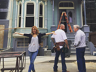 FROM EW: Full House Home Goes on Sale for  $4.15 Million