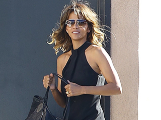 Halle Berry Steps Out for the First Time Since Divorce News – Wearing a Ring