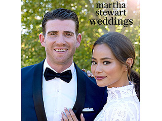 See Jamie Chung and Bryan Greenberg's Sweet Wedding Portrait (and Her Second Dress!)
