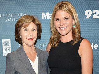Laura Bush and Daughter Jenna Ink Deal For Second Children's Book