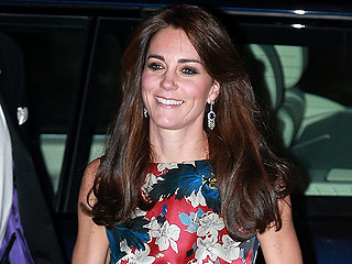 Princess Kate Wears the Queen Mum's Earrings—a Day After Wearing Her Mom's!