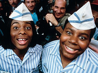 All That's Kel Mitchell Reveals How He and Kenan Thompson Really Feel About Each Other