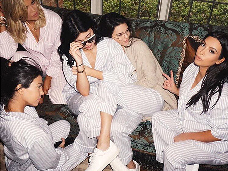 Khloé Kardashian Briefly Leaves Lamar Odom's Side And Steps Out For Sister Kim's Baby Shower| Kendall Jenner, Khloe Kardashian, Kim Kardashian, Kourtney Kardashian, Kylie Jenner, Lamar Odom