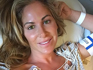 Kim Zolciak-Biermann Posts Hospital Selfie After Successful Heart Surgery