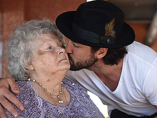 VIDEO: Maks Chmerkovskiy Surprises 82-Year-Old DWTS Fan After Private Dance Lesson