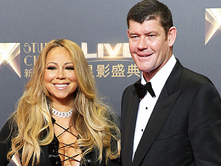 Mariah Carey Joins Boyfriend James Packer at Opening of His $3.2 Billion Dollar Resort