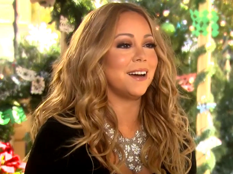 Mariah Carey Says She'll Never Renounce Her Ways: 'I'm Still Always Going to Be a Diva'| Hallmark, News, Around the Web, Movie News, Music News, Mariah Carey