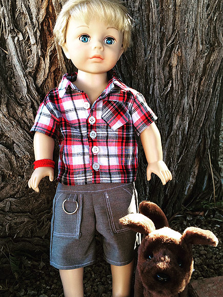 Mom Who Made American Boy Doll for 6-Year-Old Son: 'There's No Such Thing as a Boy's Toy and a Girl's Toy'| Around the Web, Real People Stories