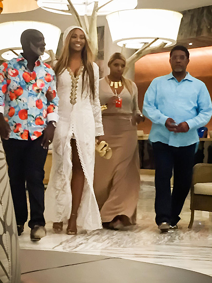 See NeNe Leakes Return to RHOA by Surprising the Housewives in Jamaica| Reality TV, Real Housewives of Atlanta, The Real Housewives of..., TV News, NeNe Leakes