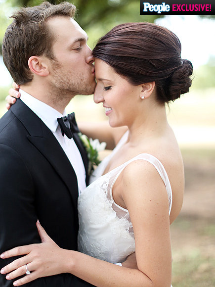 Phillip Phillips wedding