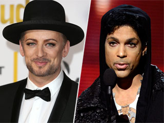 Was Boy George Serious About Sleeping with Prince?