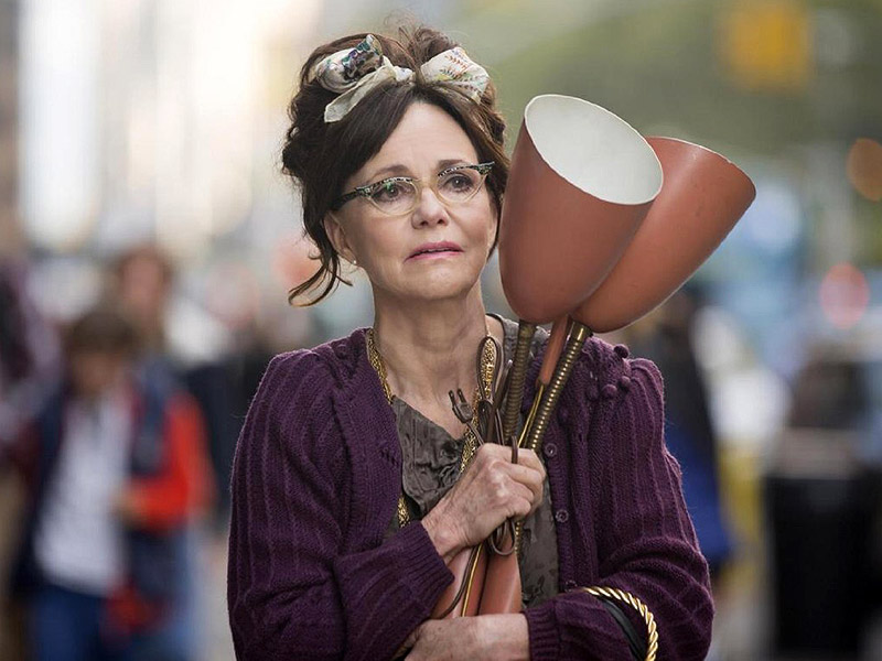 Sally Field shows