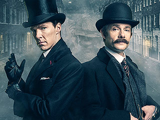 Happy New Year Sherlock Fans! New Episode Will Premiere Jan. 1 – on the Same Day in the U.S. and U.K.