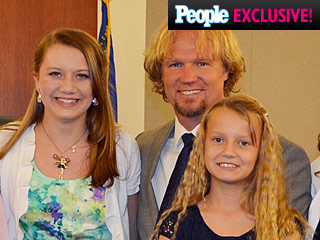 Inside the Emotional Sister Wives Adoption: 'It Was a Validation of Our Family'