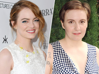 Emma Stone and Lena Dunham Don't Want You To Call Them 'Baby' – Go With 'Dragon' Instead