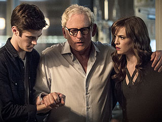Victor Garber Dishes on Teaming Up with Nick Jonas' Diabetes Charity and The Flash's New Firestorm