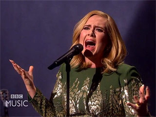 VIDEO: Adele Delivers Emotional Performance of 'Hello' in BBC Special