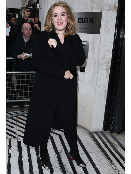 Adele: I Quit Sugar and Cigarettes – But 'I'd Never Deprive Myself' of Carbs