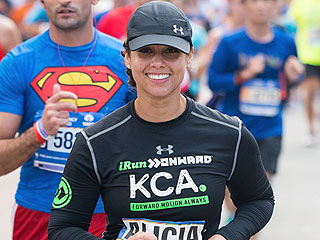 Alicia Keys Celebrates Finishing the New York City Marathon: Thanks Fans For 'Every Scream, Every Cheer, Every Piece of Good Energy'