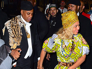 Beyoncé, Jay Z and Blue Ivy Channel Coming to America with Their Impressive Halloween Costumes