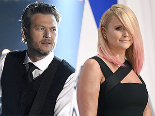 Blake Shelton and Miranda Lambert at the CMA Awards: What You Didn't See on TV