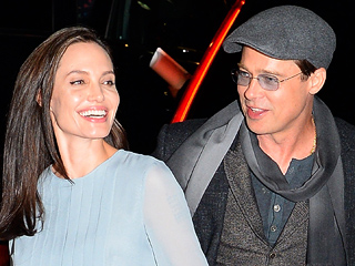 Angelina Jolie and Brad Pitt Look So in Love At Screening of Their New Movie By the Sea