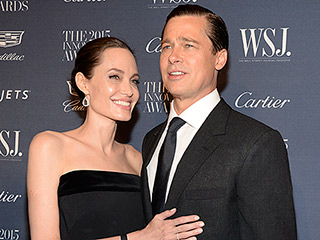 Angelina Jolie Pitt and Brad Pitt Are a Stunning Red Carpet Couple at Event in N.Y.C.