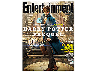 FROM EW: Harry Potter Prequel Reveals Hero in First Photo
