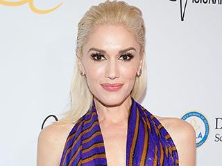 Gwen Stefani Reveals the Adorable Inspiration Behind Her No-Makeup Selfie (Hint: Blake Shelton Was on Her Mind)