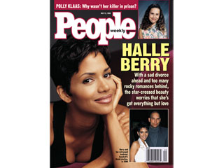 Read PEOPLE's 1996 Tell-All Cover Story About Halle Berry's Divorce from David Justice