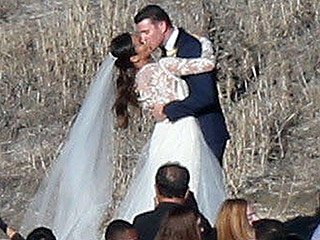Jamie Chung and Bryan Greenberg Get Married in Glamour on Halloween – See the Photos