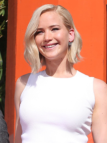 Why Jennifer Lawrence Thinks She's 'Aging Like a President'| The Hunger Games, Movie News, Jennifer Lawrence
