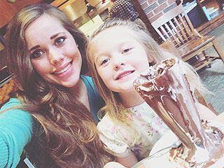 Jessa (Duggar) Seewald Celebrates Her 23rd Birthday with Decadent Dessert and a Sweet Video from Husband Ben