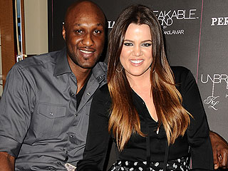 Did Khloé Kardashian Spend Halloween with Lamar Odom?
