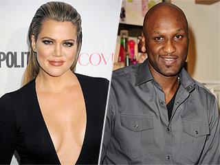 Lamar Odom Spent Super Bowl Sunday with Kim Kardashian West and Khloé