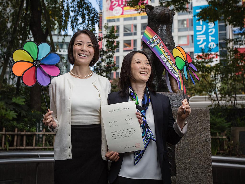 same sex parenting in japan in Escondido