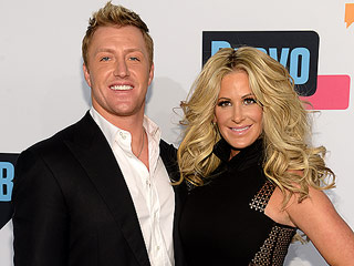 Sideline Smooch: Kim Zolciak Kisses Husband Kroy Biermann After Atlanta Falcons Win