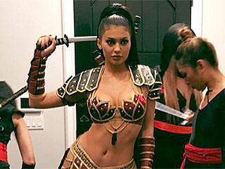 Kylie Jenner Trades Her Sexy 'Snow Princess' Look for a Killer Halloween Costume