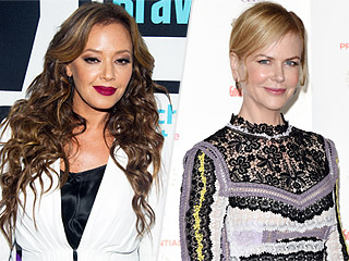 Leah Remini Looked to Nicole Kidman's Life for 'Inspiration' After Leaving the Church of Scientology