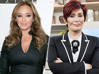 Leah Remini on Sharon Osbourne Feud: The Talk Was 'Absolutely' Right to Fire Me