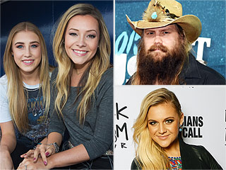 VIDEO: These CMA New Artist Nominees Reveal Their Favorite Song Ever!