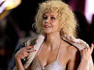 Maggie Gyllenhaal Is Unrecognizable Playing a Blonde Prostitute While Filming The Deuce