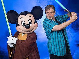 Star Wars Icon Mark Hamill Reveals Why He Named His Son After Walt Disney