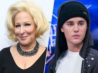 Divine! Bette Midler Gives a Perfect Response to Justin Bieber After He Called Her 'Britt Meddler'