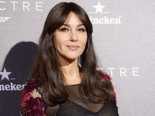 Monica Bellucci Explains Why a 'Mature Woman' Is a Sexy Match for James Bond