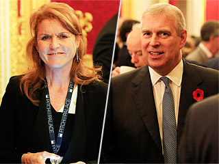 It's a Royal Family Affair! Exes Prince Andrew and Sarah Ferguson Continue to Support Each Other's Charitable Efforts at Palace Event